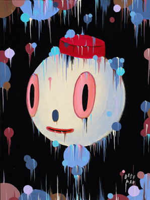 Gary Baseman – Knowledge Comes with Gas Release