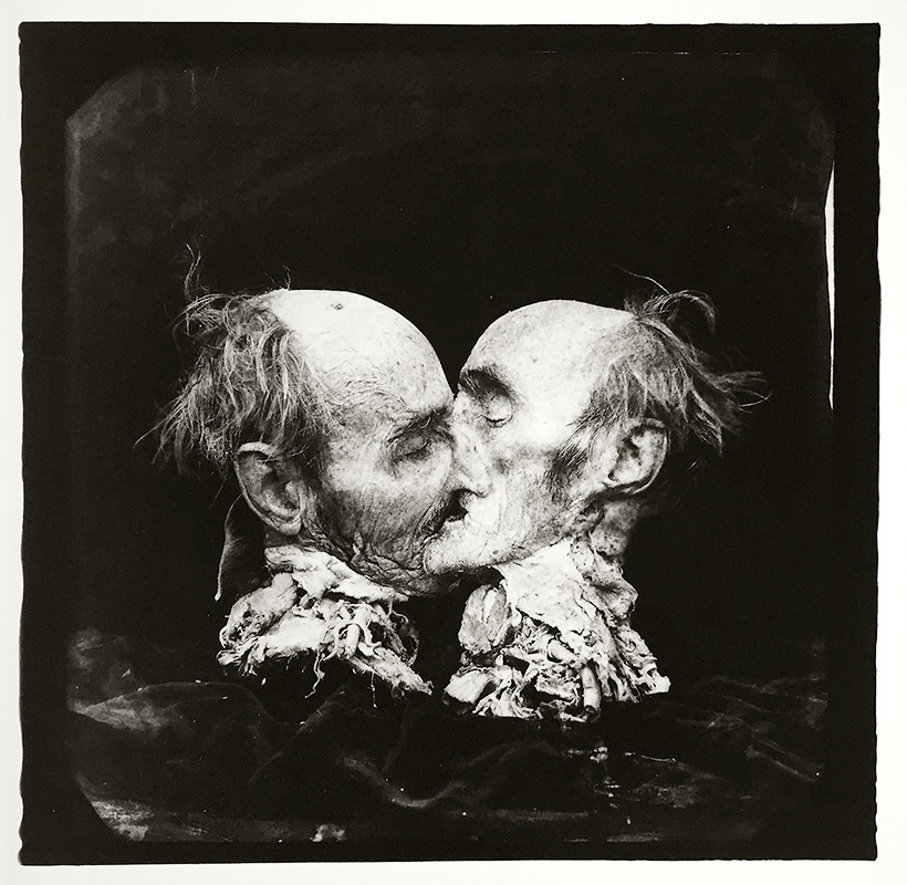 Joel-Peter Witkin - Gods of Earth and Heaven