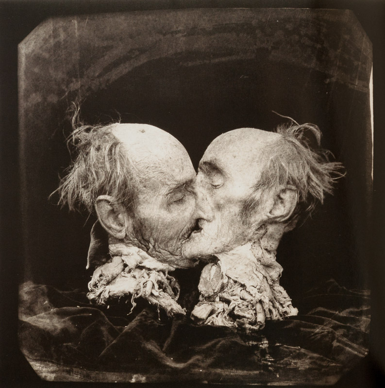 Joel Peter Witkin - The Bone House